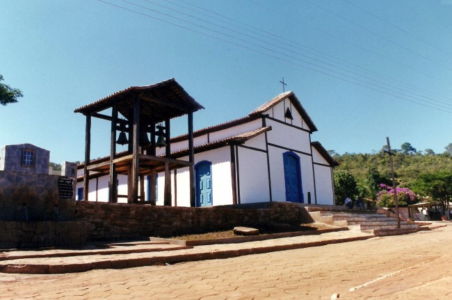 Igreja Matriz Nossa Senhora do Pilar