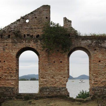 Ruínas de Antonina serão transformadas em centro cultural após restauro; conheça o projeto